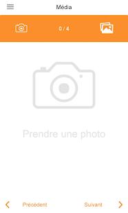TellMyCity - náhled