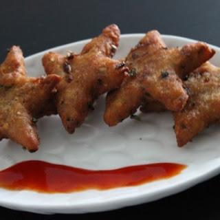 Poha Stars Recipe