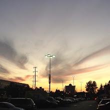 Photo: Maple Ridge painted sundown #intercer #mapleridge #britishcolumbia #canada #sky #sundown #colors #nofilter #beautiful #cool #pretty #clouds #paint #evening #grey #indigo #town #city - via Instagram, http://ift.tt/1vgo3fG