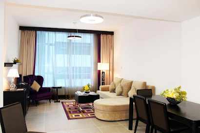 Al Nahyan Camp Serviced Apartment, Al Nahyan