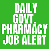 Govt.Pharmacy Job India,Lab Technitian,medical Job Android APK Download Free By Bijo