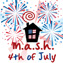 MASH 4th of July icon