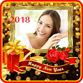 New Year Frame 2018