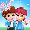 Sweet Road: Cookie Rescue Free Match 3 Puzzle Game icon