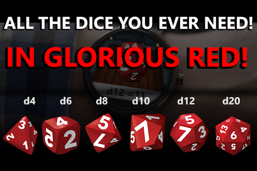 Dungeon Dice - Android Wear image   2