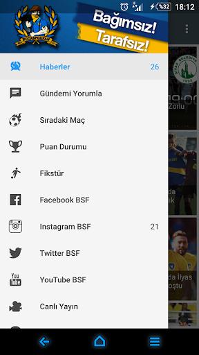 BucasporFan 1.6 screenshots 1
