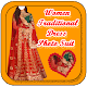 Download Women Traditional Dress Photo Suit For PC Windows and Mac