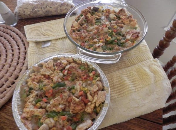 Easiest Ever Pot Pie Recipe