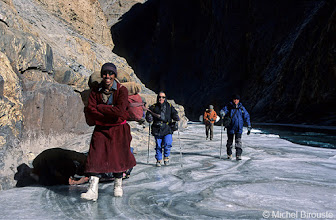 Photo: Tashi notre guide et ami Zanskarpa
