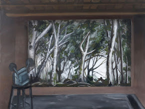 Photo: B56 Clary Reserve $250 Oil on Panel 18'x24'