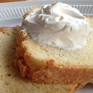 Mother's Loaf Cake.