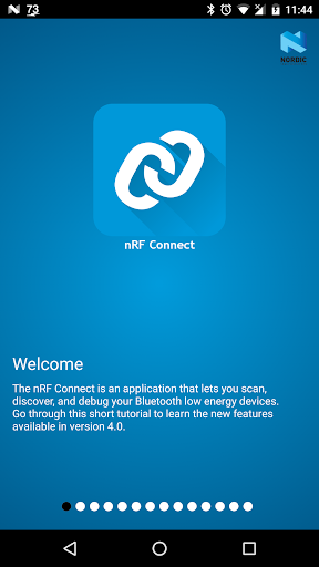 nRF Connect for Mobile