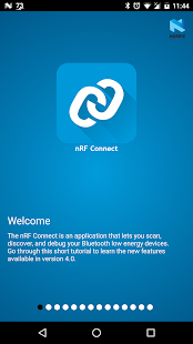 nRF Connect for Mobile- screenshot thumbnail