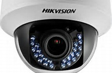 Night Vision Hik Dome Camera