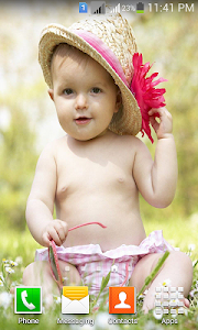 Cute Baby HD Wallpapers screenshot 5
