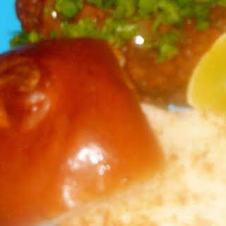 Indian Sloppy Joe (Pav Bhaji).