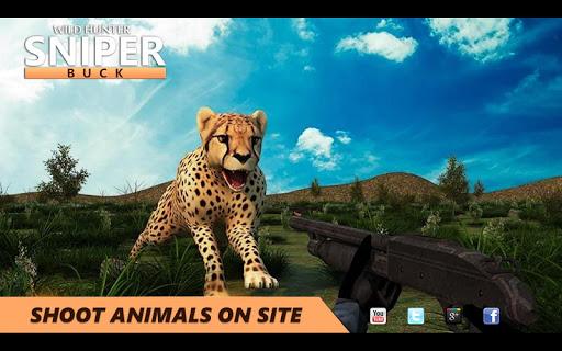 Wild Hunter Sniper Buck  screenshots 1