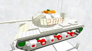 M60 Patton 鏡餅