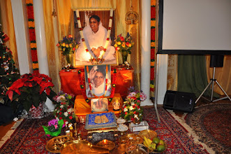 Photo: Amma was all Enchanting on the new years' eve!!!