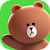 LINE FRIENDS - characters / backgrounds / GIFs file APK Free for PC, smart TV Download