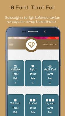 Ücretsiz Tarot Falı - screenshot