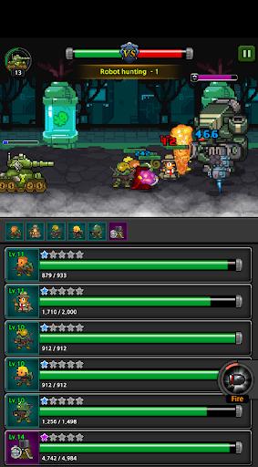 Grow Soldier - Idle Merge game apkdebit screenshots 6