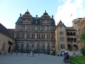 Photo: Im Schlosshof