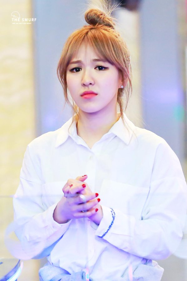 Red Velvet Wendy sad