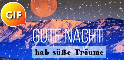 Deutsche Gute Nacht Süße Träume Gif Bilder Apps Bei