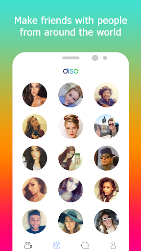Diso - Video Chat. Match. Meet. Make friends. 1.5.7 screenshots 5