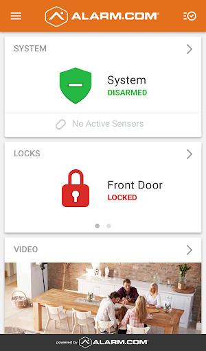 Alarm.com 4.5.9 screenshots 1