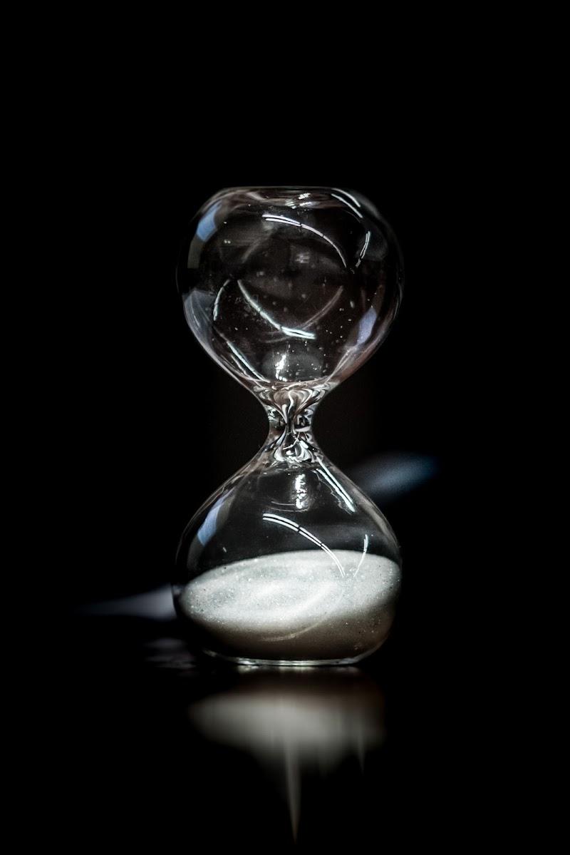 Tempo scaduto di Alessandro Zaniboni Ph