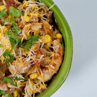 Mexican Chicken Supreme.