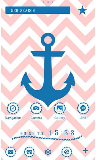 ★免費換裝★海洋風格的錨