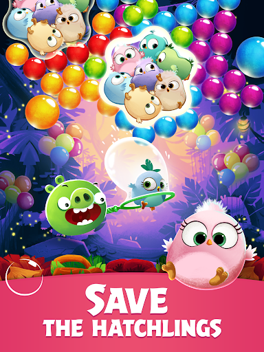 Angry Birds POP Bubble Shooter apkpoly screenshots 13