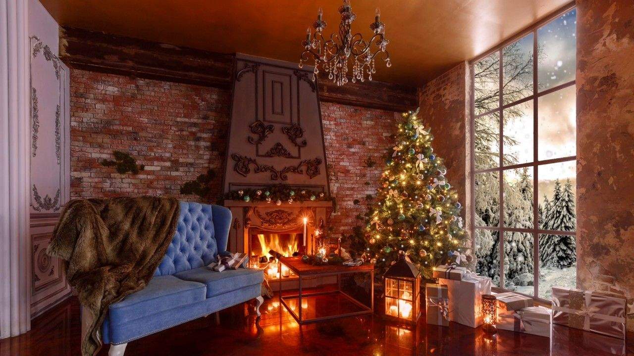 Lighting matters How to have a last-minute elegant Christmas decor at home?