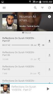 Nouman Ali Khan- screenshot thumbnail