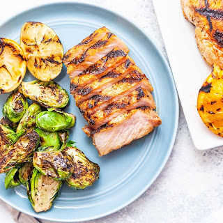Citrus-Brined Grilled Pork Chops Recipe