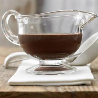 Smarter Chocolate Sauce