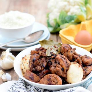 Guest Post by Jenny Castaneda – Filipino Chicken Adobo