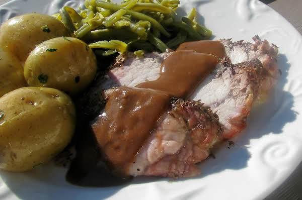 Old World Pork Roast