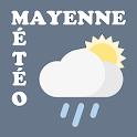 La météo en Mayenne icon