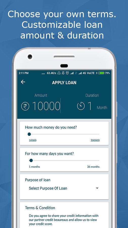 Rupaiya Exchange: Quick and Easy Loans- screenshot