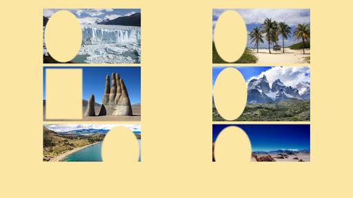South America Photo Frames