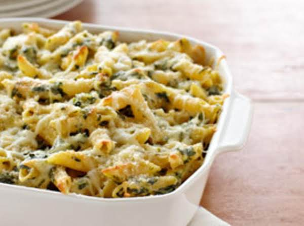 Four-cheese Chicken Florentine Recipe