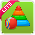 Kids Learn Shapes 2 Lite icon