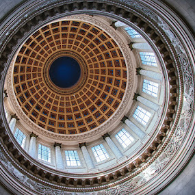 The Dome by Rory McDonald - Buildings & Architecture Other Interior ( dome, capitoli, havana, cuba )