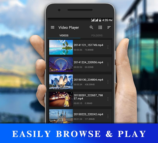 HD Video Player 3.1.4 screenshots n 2