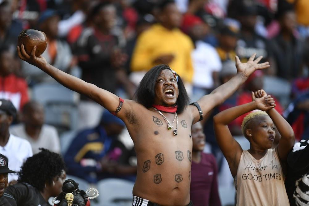 Die nuwe ondertekening Gabadinho Mhango dui op sy aankoms met 'n doel vir Pirates