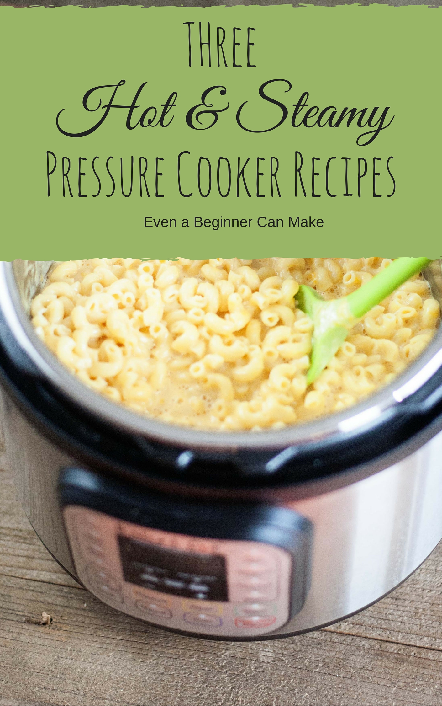 Pressure cooker rice a roni the homemade cook free pressure cooking starter recipes ccuart Image collections